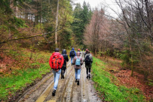 Reboost yourself retreat hiking - Enso Coaching